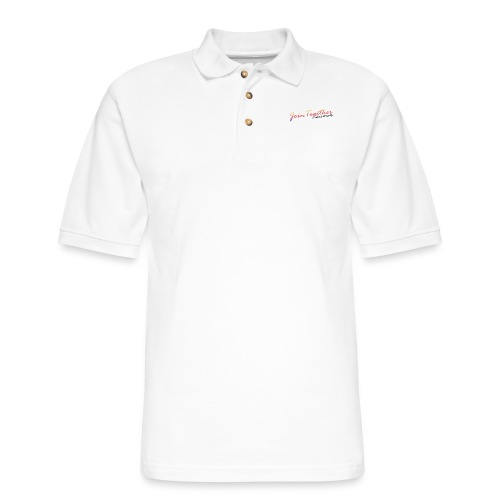 join together - Men's Pique Polo Shirt