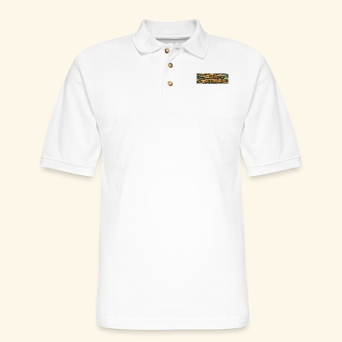 Today Clothing OCB - Men's Pique Polo Shirt