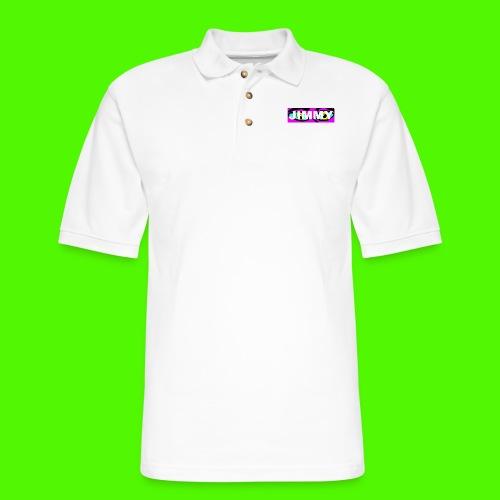 box - Men's Pique Polo Shirt