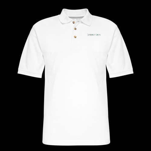 Currently Taken T-Shirt - Men's Pique Polo Shirt