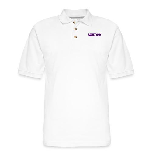 Vanlife - Men's Pique Polo Shirt