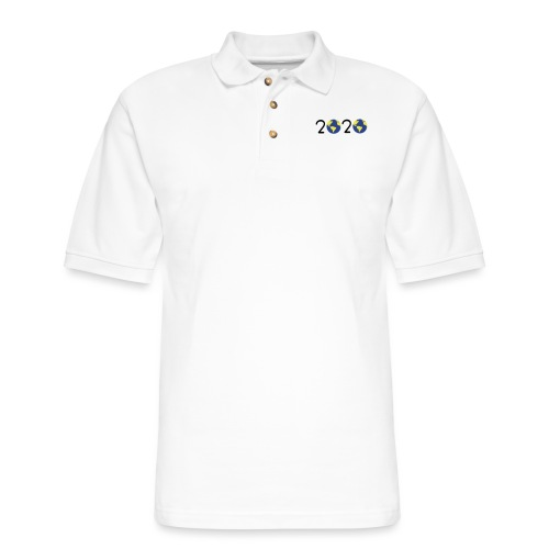 2020 earth day - Men's Pique Polo Shirt