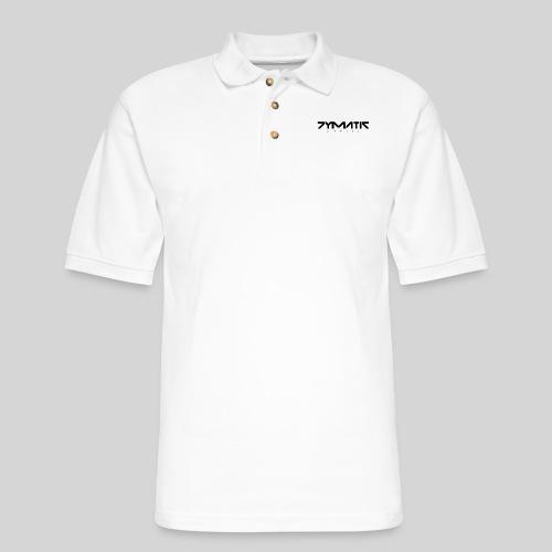 Cymatic Empire - Men's Pique Polo Shirt