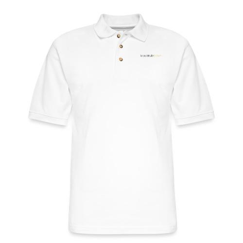 beautifullybrown - Men's Pique Polo Shirt