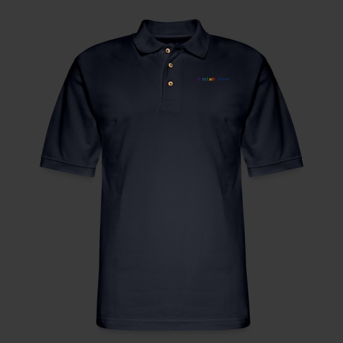 Rainbow Include - Men's Pique Polo Shirt