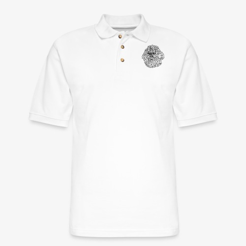 Guess Who - Men's Pique Polo Shirt