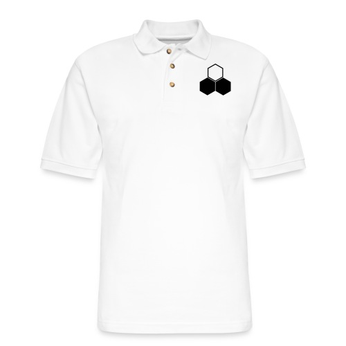 F3 Mr. Fantastic - Men's Pique Polo Shirt