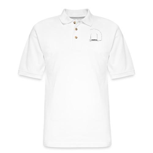 Hard 90 field - Men's Pique Polo Shirt