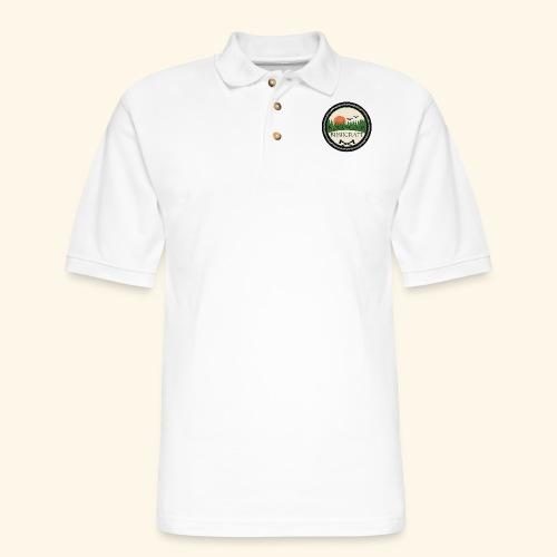 Nova Scotia Bushcraft - Men's Pique Polo Shirt