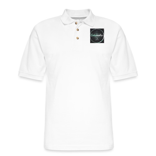 Originales Co. Blurred - Men's Pique Polo Shirt