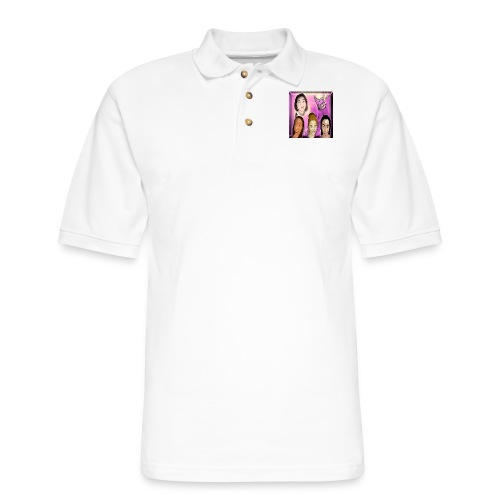 (family_first_revised) - Men's Pique Polo Shirt