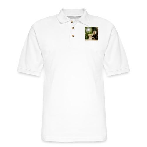 Full Of Crap - Men's Pique Polo Shirt