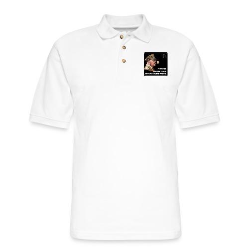 MacArthurs Grades - Men's Pique Polo Shirt