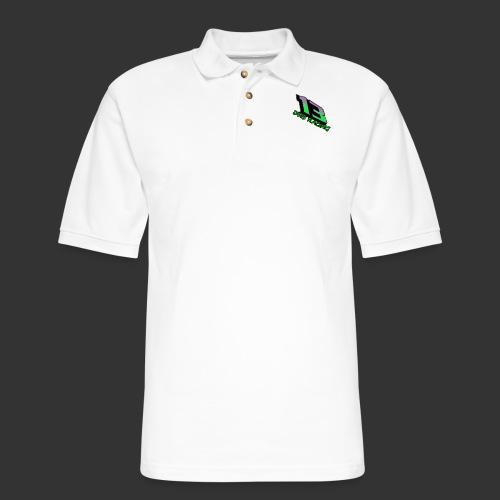 13 copy png - Men's Pique Polo Shirt