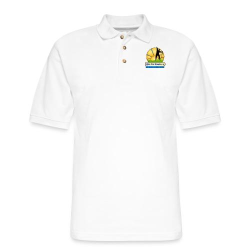 Hike Tops - Men's Pique Polo Shirt