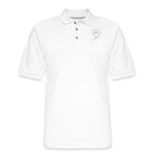 Melissa Otero Erotomania Tour 2019 - Men's Pique Polo Shirt