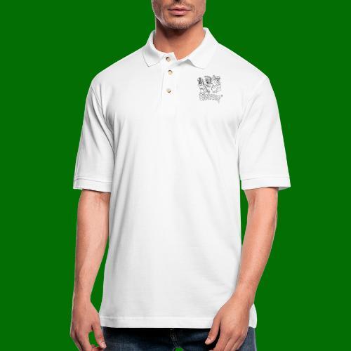 SickBoys Zombie - Men's Pique Polo Shirt