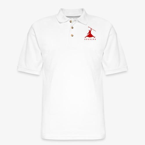 JORDAN BHANGRA - Men's Pique Polo Shirt