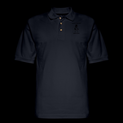 Spaceboy Universe Astronaut - Men's Pique Polo Shirt