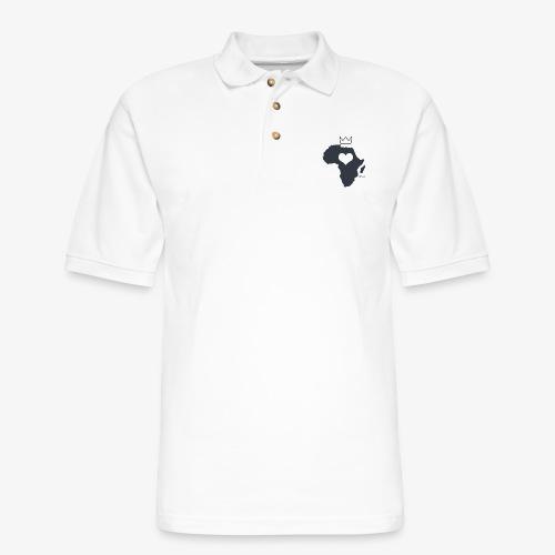Herat Of Africa - Men's Pique Polo Shirt