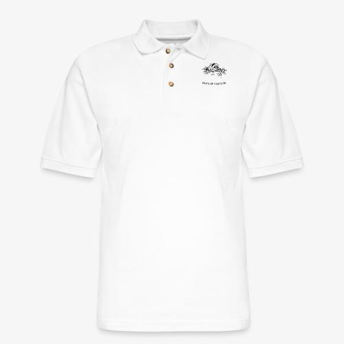 BIRTH - Men's Pique Polo Shirt
