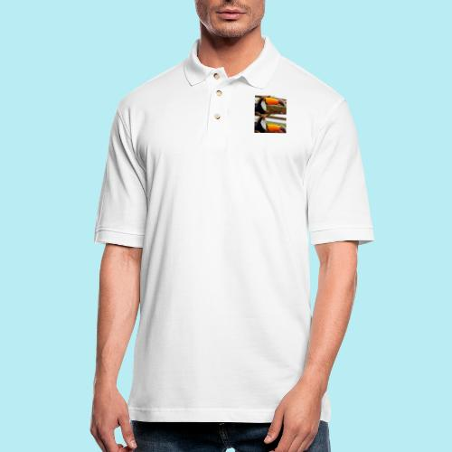 Meme outfit - Men's Pique Polo Shirt