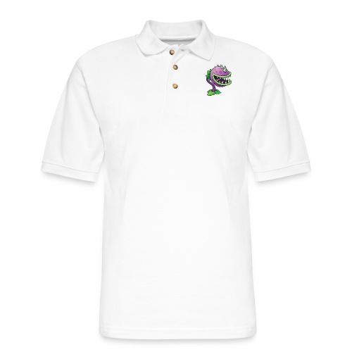Jakes logo - Men's Pique Polo Shirt