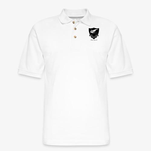 leged2018 - Men's Pique Polo Shirt