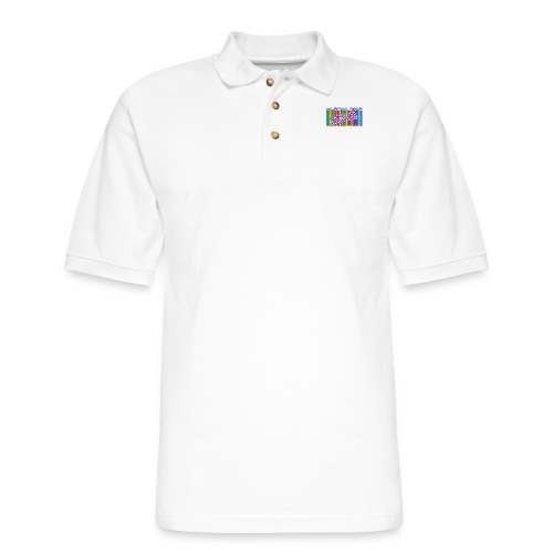 Occupational Therapy Putting the fun in functional - Men's Pique Polo Shirt