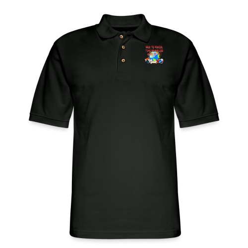 BACK TO SCHOOL, TIME TO EXPLORE MORE OF ME ! - Men's Pique Polo Shirt