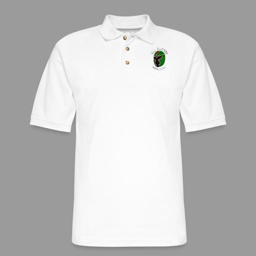 Proud Bad Hombre (Bad Hombre Orgulloso) - Men's Pique Polo Shirt