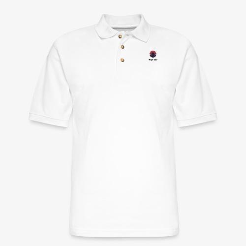 Ninja clan merch - Men's Pique Polo Shirt