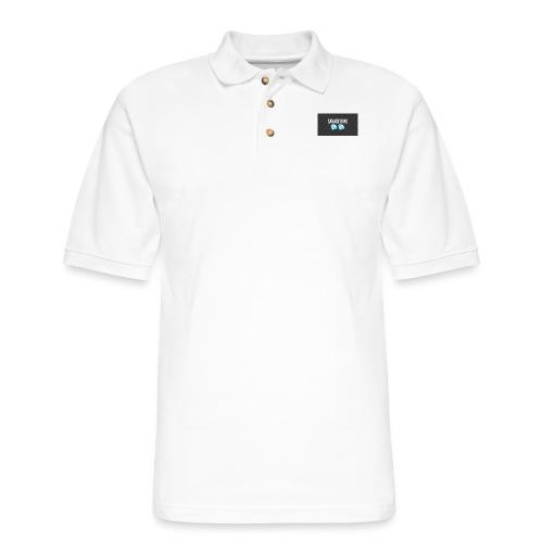 download - Men's Pique Polo Shirt