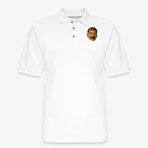 Uncle Joe - Men's Pique Polo Shirt