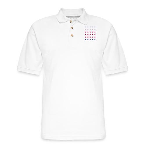 E motional - Men's Pique Polo Shirt