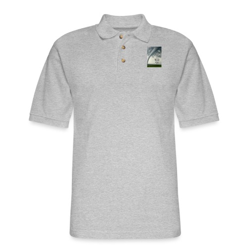 God I Need You - Men's Pique Polo Shirt