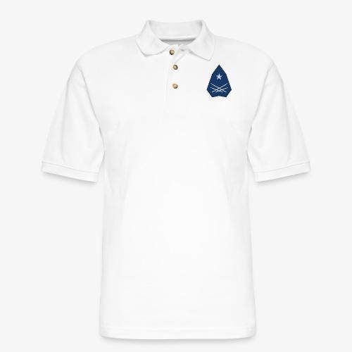 Agence - Men's Pique Polo Shirt