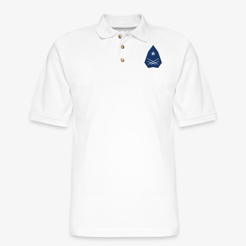 Agency - Men's Pique Polo Shirt