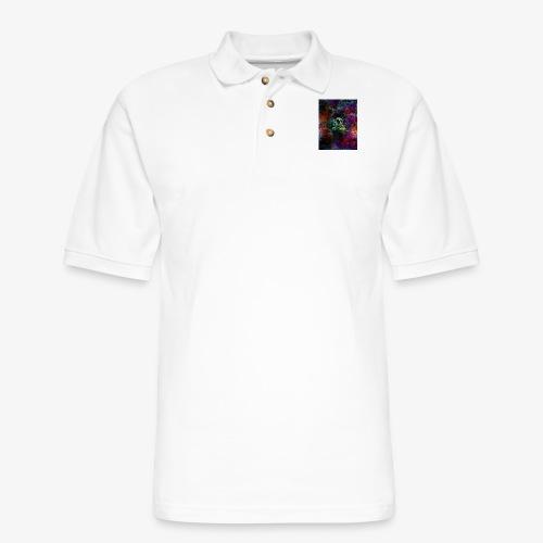 Astronaut - Men's Pique Polo Shirt