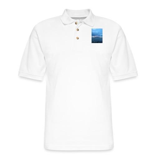 Storm Fall - Men's Pique Polo Shirt