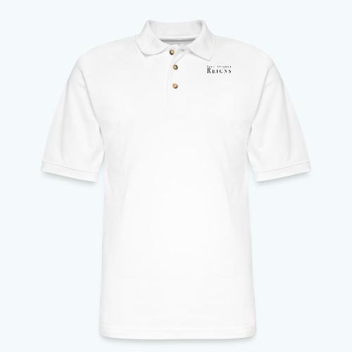 Your Kingdom Reigns - Men's Pique Polo Shirt
