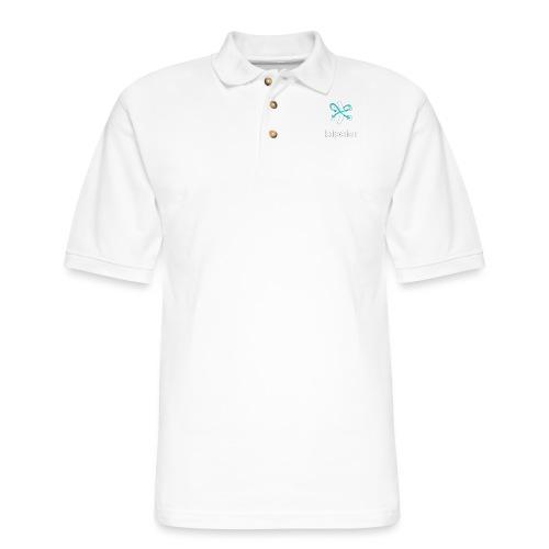 bipolar - Men's Pique Polo Shirt