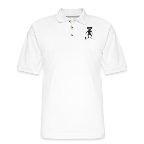 AlienToe - Men's Pique Polo Shirt
