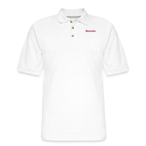 Borsch - Men's Pique Polo Shirt