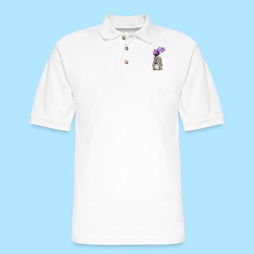 Althur Phantom - Men's Pique Polo Shirt