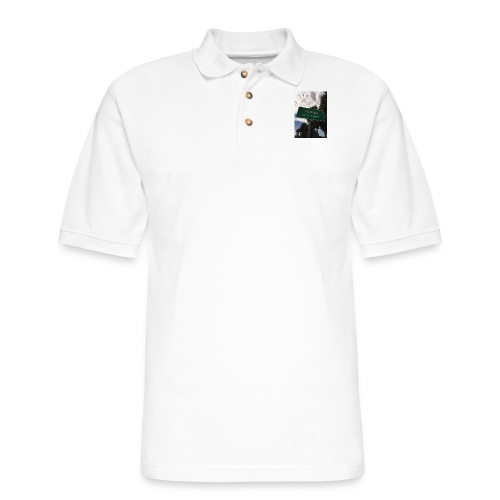 The City Limit tee - Men's Pique Polo Shirt