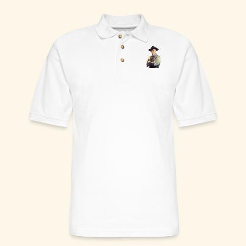 Robert Baden Powell - Men's Pique Polo Shirt