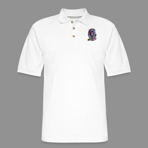 Decompression - Men's Pique Polo Shirt