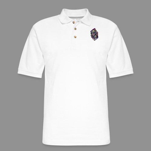 The Isolation of Insulation - Men's Pique Polo Shirt