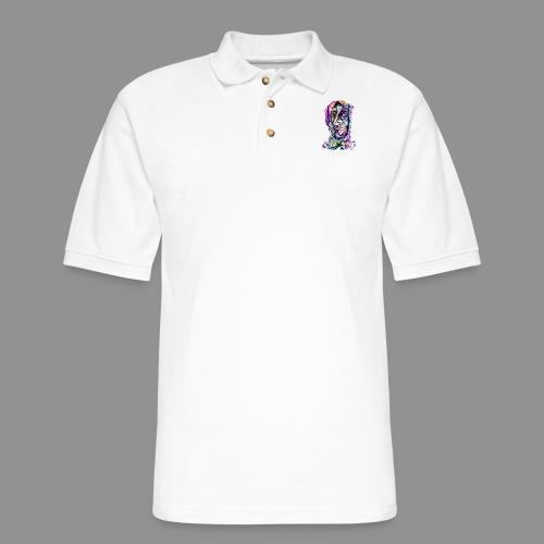 Recovery - Men's Pique Polo Shirt